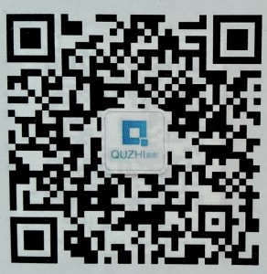 Quzhi 趣智 WeChat QR Code