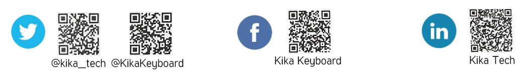 Contact Kika