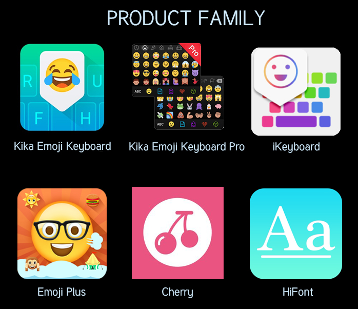 Kika Product Family